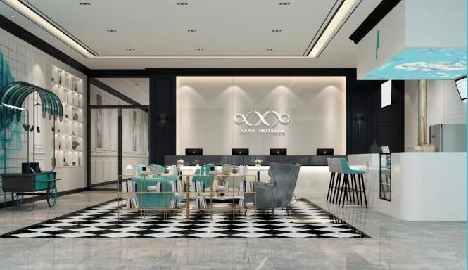 希岸酒店3.0法式风格